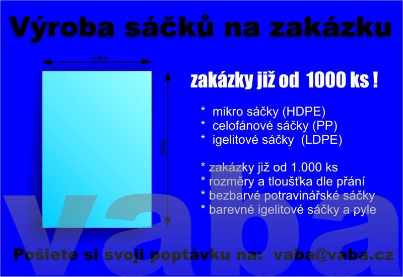 Výroba sáčků a pytlů na zakázku f10680cbce0